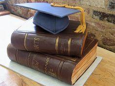 Graduation Cake by Karen Portaleo/ Highland Bakery, via Flickr