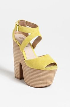 Topshop 'Laci' Sandal available at #Nordstrom