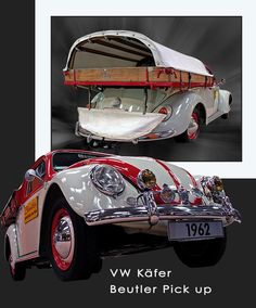 VW Kafer Beautler Pick Up