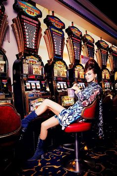Rianne Ten Haken by Ellen von Unwerth for Madame Figaro~ Miu Miu