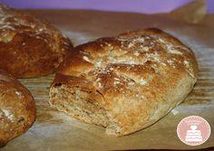 Pane integrale - Whole wheat bread