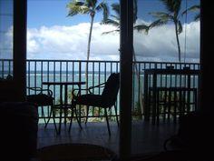 Punaluu Condo Rental: Beautiful Beachfront Condo On White Sand Swimming Beach | HomeAway