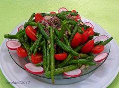 Eat Your Beans!  Easy Fresh Green Bean Salad