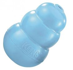KONG Puppy KONG Toy, Large, Assorted Pink/Blue KONG http://www.amazon.com/dp/B0002AR17S/ref=cm_sw_r_pi_dp_S6X3tb09X6VVWN17