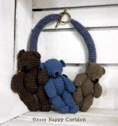 Crocheting Jobs : Teddy bear My job (crochet addicted) Pinterest Teddy bears and ...