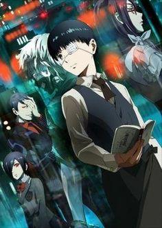 Tokyo Ghoul (TV Series 2014- ????)