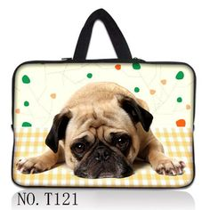 Cheap dog laptop bag, Buy Quality computer cover directly from China tablet bag Suppliers: Lovely Dog Laptop Bag Sleeve Soft Neoprene 7 10 12 13 14 15 17 Universal Tablet Bag Case Notebook Computer Cover Pouch Macbook Pro, Macbook Case, Laptop Case, 17 Laptop, Laptop Carry Bags, Laptop Bag For Women, Computer Sleeve, Computer Bags, Computer Cover
