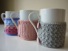 Sweater mugs