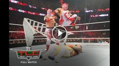 FULL MATCH - Triple Threat WWE Tag Team Title Ladder Match: WWE TLC 2015 on WWE Network: WWE Tag Team Champions The New Day defend their…