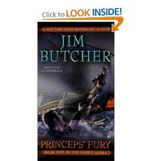 Princeps' Fury  Jim Butcher