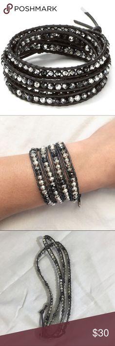 Premier Designs Silver It's A Wrap Bracelet NIB It's A Wrap bracelet by Premier Designs. An all time favorite! NIB Premier Designs Jewelry Bracelets