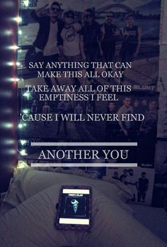 Another you by Of Mice & Men