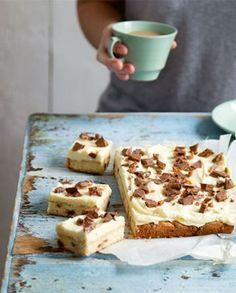 OMG! Deze witte chocolade cheesecake met Daim moet je geproefd hebben in je leven - StyleToday