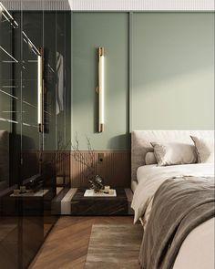 2.5ft length - $1,800 3.5ft length - $2,400 4.5ft length - $2,900  Inquire for lengths up to 8' Master Bedroom Interior, Bedroom Bed Design, Modern Bedroom Design, Home Bedroom, Bedroom Decor, Kids Bedroom, Bedroom Ideas, Wall Decor, Best Interior Design