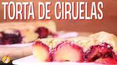 Tenedor Libre - Torta de Ciruelas Cheesecake, Desserts, Recipes, Food, Youtube, 4 Ingredients, Torte Recipe, Sweet And Saltines, Easy Recipes