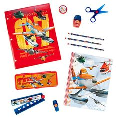 Planes: Fire & Rescue Stationery Supply Kit