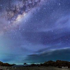 A blanket of stars in South Africa. Evening Sky, South Africa, Northern Lights, Cape, Paradise, Spaces, Blanket, Country, Travel