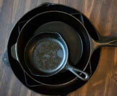 How to clean and reseason cast iron - Bless This Mess