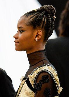 The African Touch At Met Gala Ade Samuel From Nigeria Styles Michael B. Shuri Black Panther, Black Panther Marvel, Black Love, Beautiful Black Women, Black Art, Black Girl Magic, Black Girls, Letitia Wright, Black Actresses