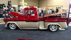 Gorgeous Chevrolet Step Side.