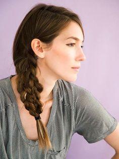 10 Chic Braids That Are Actually Easy (We Swear) via @ByrdieBeautyAU #HairBraids101