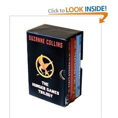 hunger games -- loved loved these books