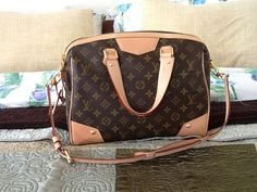Cheap And Fashionable Louis Vuitton Retiro GM Brown Totes Is Waiting You Purchasing Here!