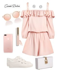 """Untitled #004"" by keeva-rostron on Polyvore featuring MICHAEL Michael Kors and Dolce&Gabbana"