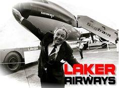 flygcforum.com ✈ LAKER AIRWAYS SKYTRAIN ✈ Sir Freddie Laker ✈
