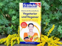 Für Vegetarier sind diese Brausetabletten genau richtig, denn sie stecken voller Vitamine und Mineralien. Diese können natürlich auch Fleischessern nie schaden;)