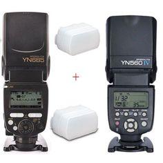 Yongnuo YN685 i-TTL + YN560IV Camera Speedlight Flash for Nikon camera DSLR #YongNuo
