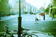Maria Falbo skate streets of East London