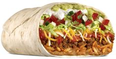 Rapido Burrito: Welcome