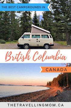 It's no secret. British Columbia has some of the best provincial parks and campgrounds in Canada. Here's a list of our favorite campgrounds and camping in BC, and how to reserve your own spot in the great outdoors. Toronto Canada, Go Camping, Camping Hacks, Camping Ideas, Camping Guide, Camping Activities, Alberta Canada, Ottawa, Quebec