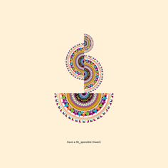 Diwali illustrations on Behance Diwali Cards, Diwali Greetings, Diwali Wishes, Happy Diwali Photos, Diwali Images, Mandala Doodle, Mandala Art, Doodle Art, Easy Rangoli Designs Videos