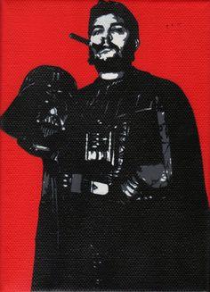 Darth Guevara Smoke Break by ~sykonurse on deviantART