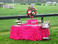 Catering at The Virginia Gold Cup Races