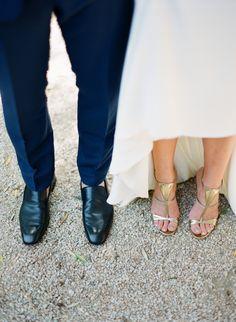 Photography: Michelle Beller - michellebeller.com   Read More on SMP: http://www.stylemepretty.com/2016/09/20/modern-outdoor-ojai-wedding/