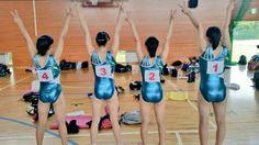 #leotard #rhythmicgymnastics (wamishi_)