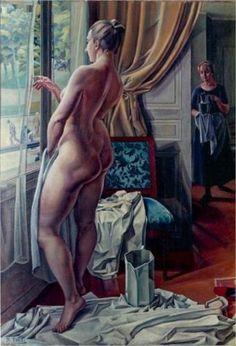 Dopo il Bagno - Mario Tozzi 1922