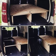 Campervan Bed Design Ideas 36