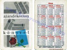 1966 - 1966_0037 - Régi magyar kártyanaptárak