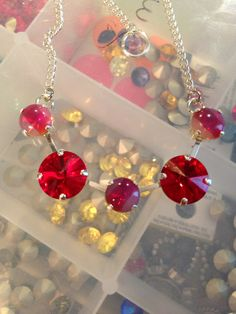 8 & 12 mm necklace