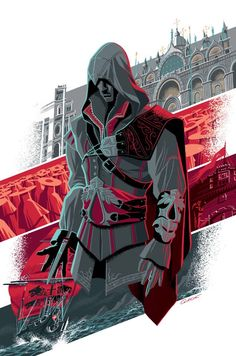 Ezio Auditore. Assassin's Creed II