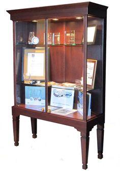Executive Trophy Display Case