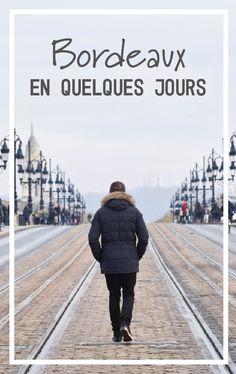 Visiter Bordeaux en quelques heures, voir son pont de pierre... #bordeaux #visiterbordeaux #france #visiterbordeaux