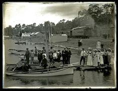 Fishing Boats, Toronto, NSW, 23 January 1903