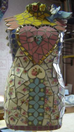 mosaic body forms - Google Search