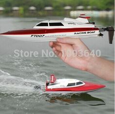 2014 Summer Fun ! High speed racing boat FT007 rc boat 4CH 2.4G ft007 similar as ft009 rc boat trailer for rc boat   Newest remote control toys shop