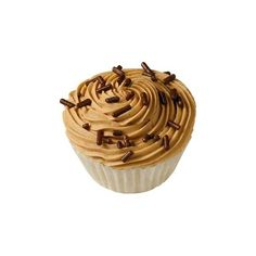 Chocolate Sweet Swirl Cupcakes at Cupcake Fun ❤ liked on Polyvore